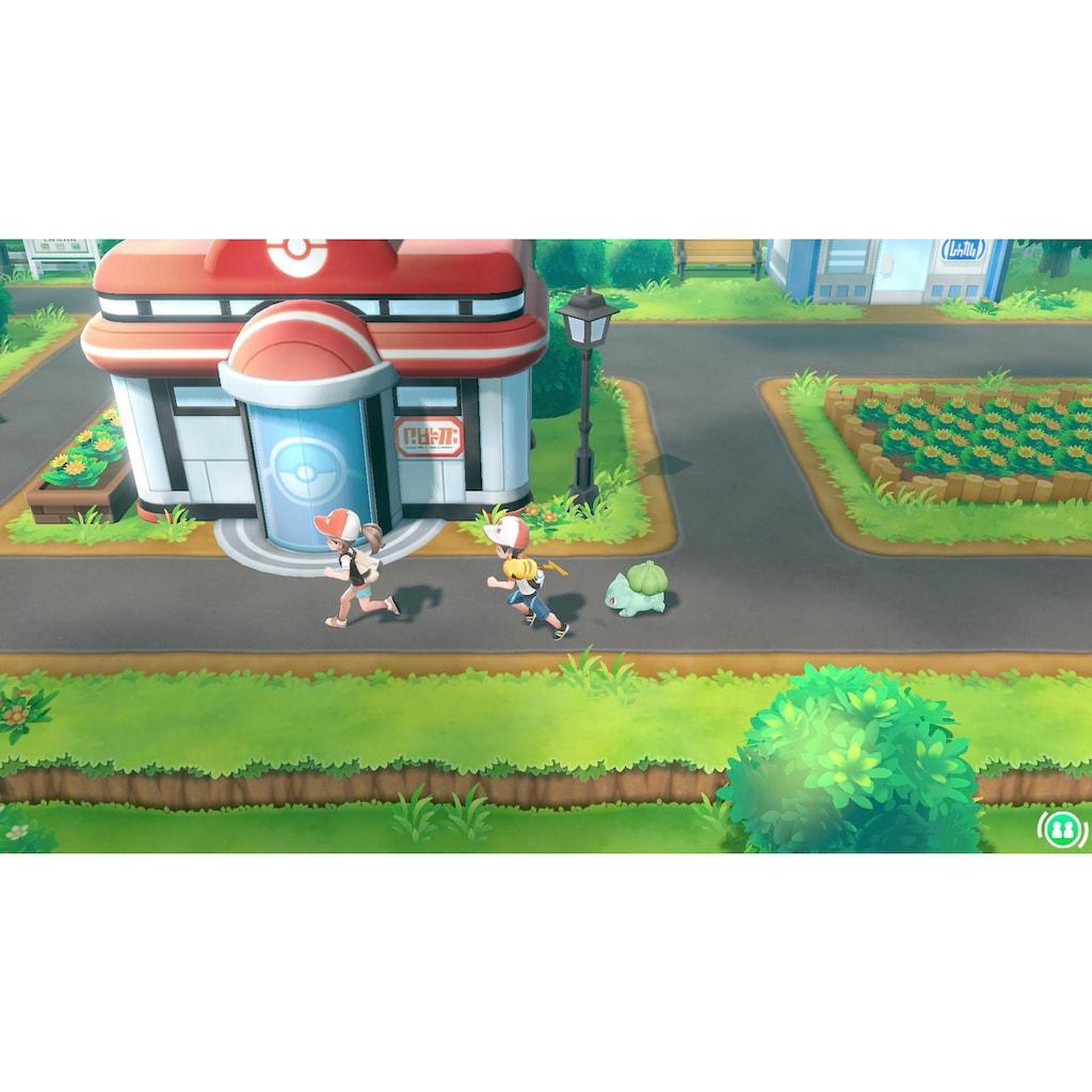 Nintendo Switch Spiel »Pokémon: Let's Go, Evoli!«, Nintendo Switch