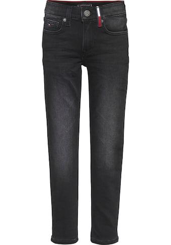 TOMMY HILFIGER Stretch-Jeans »SPENCER SLIM BRUSHED - B« kaufen