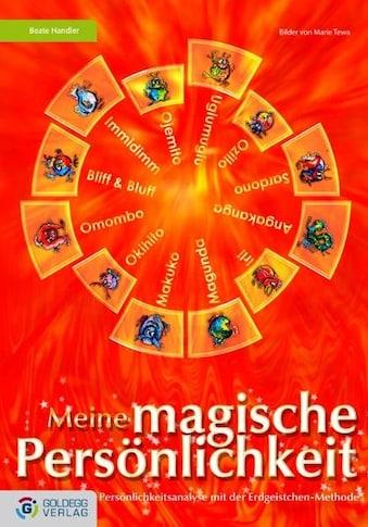 Buch »Meine magische Persönlichkeit / Beate Handler« kaufen
