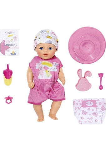 "Baby Born Babypuppe ""Soft Touch Little Girl"" kaufen"