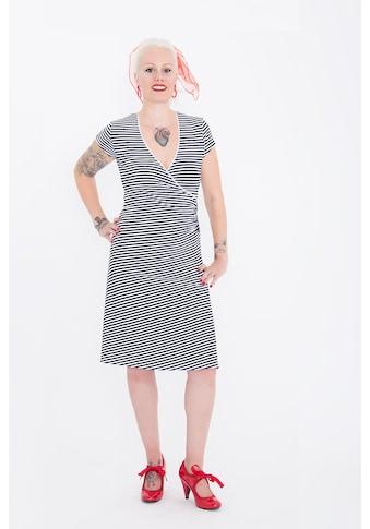 QueenKerosin Skaterkleid »Mermaid«, mit süßer Schleife am Rücken kaufen