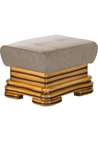 Premium collection by Home affaire Hocker »Grizzly« kaufen