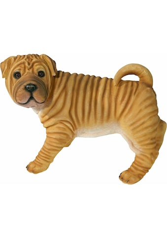 Home affaire Tierfigur »Faltenhund, Maße ca. H: 35cm, B: 44cm« kaufen
