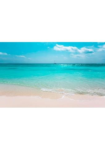Komar Vliestapete »Pure Azur Ocean«, Strand kaufen