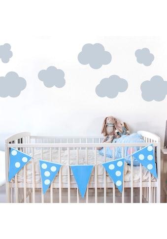 Wandtattoo »Wolken - Set« kaufen