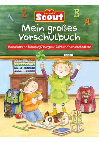 Buch »Scout - Mein großes Vorschulbuch / DIVERSE« kaufen