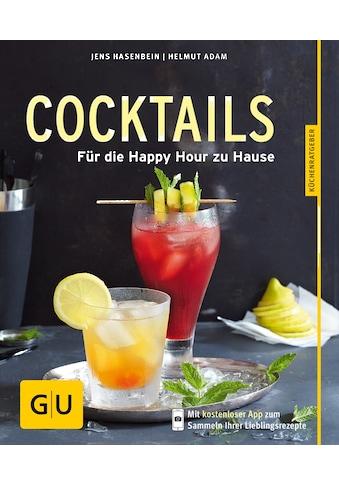 Buch »Cocktails / Jens Hasenbein, Helmut Adam« kaufen