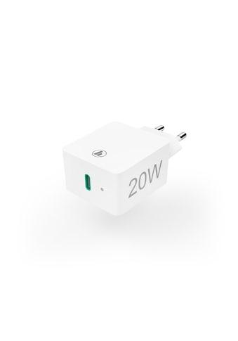 Hama USB-Ladegerät »USB-Ladeadapter«, Power Delivery (PD)/Qualcomm®, 20 Watt, Weiß kaufen