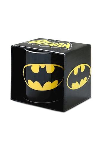 LOGOSHIRT Tasse mit Qualitätsdruck »Batman« kaufen