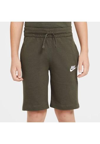 Nike Sportswear Shorts »BOY NIKE SPORTSWEAR SHORT JERSEY« kaufen