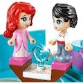 """LEGO® Konstruktionsspielsteine """"Arielles Märchenbuch (43176), LEGO® Disney Princess™"""", Kunststoff, (105-tlg.)"""