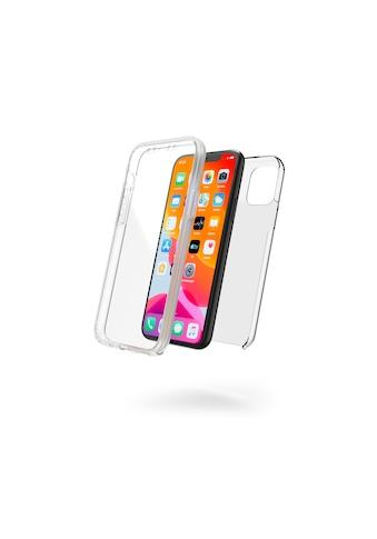 Hama Cover, Hülle, Schutzhülle für Apple iPhone 11 Pro, 2 teilig »abwaschbares Smartphone - Cover« kaufen