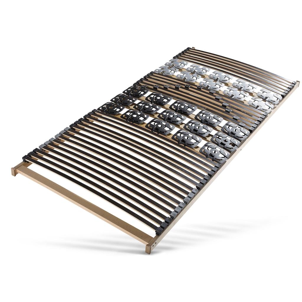 BeCo EXCLUSIV Lattenrost »Modul Premium 5«, 27 Leisten, Kopfteil nicht verstellbar, Dauerhaft formstabile Teller