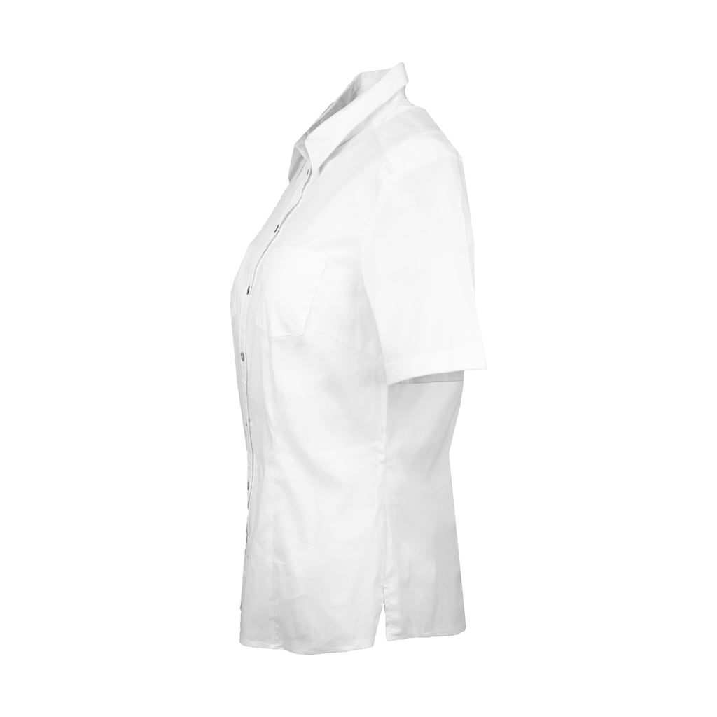 bianca Hemdbluse »FABINA«, Kombi-Bluse mit Kragen und Kurzarm