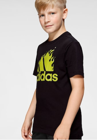 adidas Performance T - Shirt »JOUNG BOYS BATCH OF SPORTS GRAPHIC TEE« kaufen