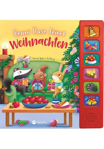 Buch »Benni Hase feiert Weihnachten / Jo Parry, Larissa Speer« kaufen
