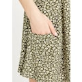 Apricot Druckkleid »Ditsy Bakery Dress«, mit Taschen