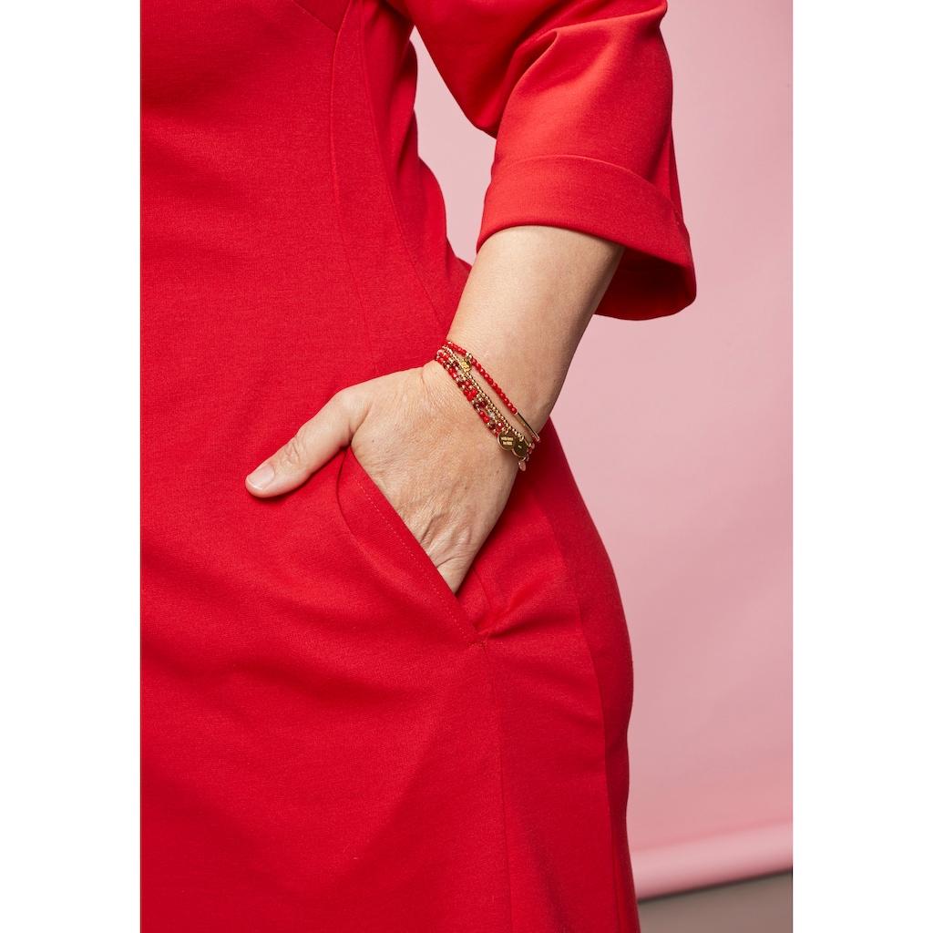 Boysen's Jerseykleid »Soulfully«, mit Taschen