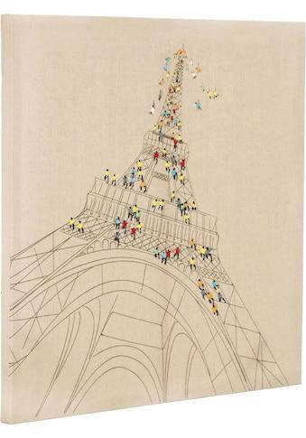 Kayoom Ölbild »Trip To Paris«, 80cm x 80cm kaufen