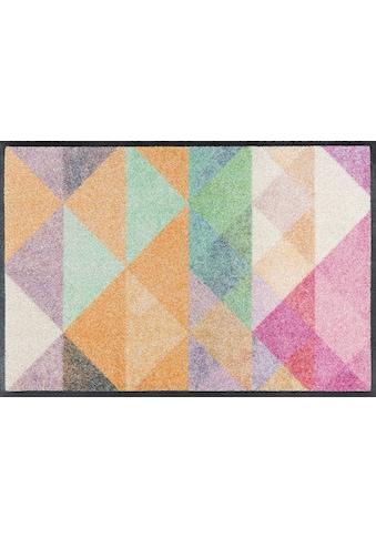 wash+dry by Kleen-Tex Fußmatte »Snorre«, rechteckig, 9 mm Höhe, Fussabstreifer,... kaufen