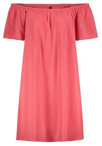 Fresh Made A-Linien-Kleid, mit Carmen-Ausschnitt kaufen