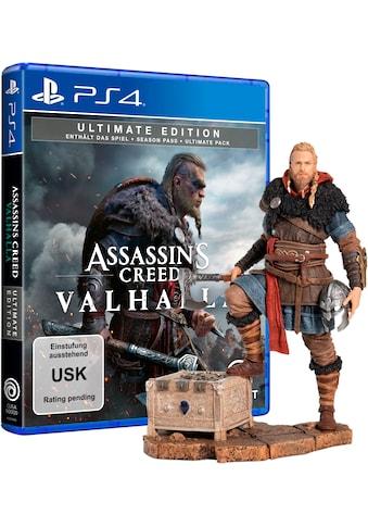 Assassin's Creed Valhalla Ultimate Edition PlayStation 4 kaufen