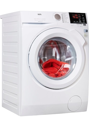 AEG Waschmaschine »L6FB68480«, Serie 6000, L6FB68480, 8 kg, 1400 U/min, mit AutoDose &... kaufen