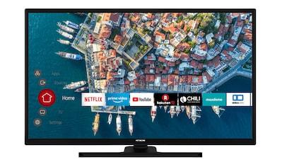 Hitachi LED - Fernseher (32 Zoll, Full HD, Smart TV, Triple Tuner) »F32E4100« kaufen