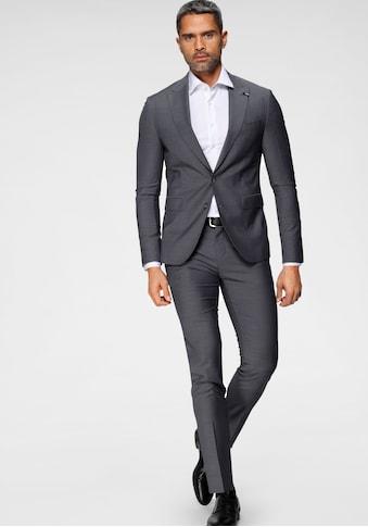Tommy Hilfiger TAILORED Anzug »FLEX PEAK LAPEL SLIM SUIT« kaufen