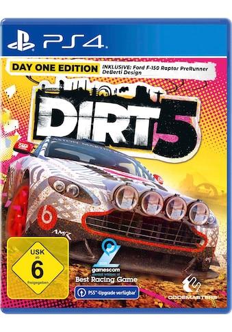 Codemasters Spiel »DIRT 5 - Launch Edition«, PlayStation 4 kaufen