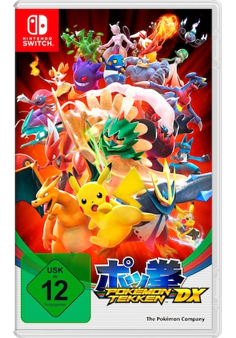 Pokémon Tekken DX Nintendo Switch kaufen