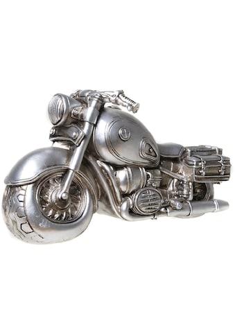 Ambiente Haus Wanddekoobjekt »Spardose - Motorrad« kaufen