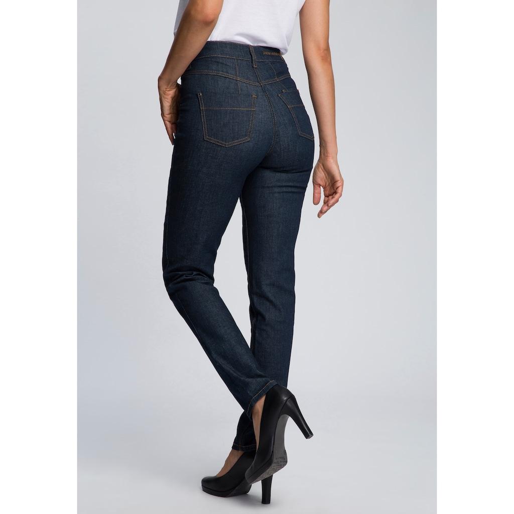 MAC High-waist-Jeans »Dream High Rise«, In der Taille extra-hoch geschitten