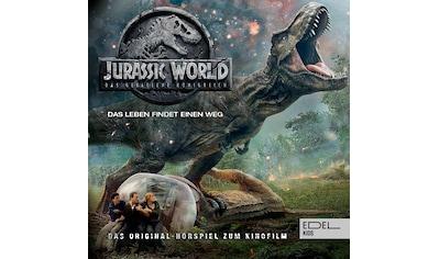 Musik-CD »Jurassic World 2-Hörspiel zum Kinofilm / Jurassic World« kaufen