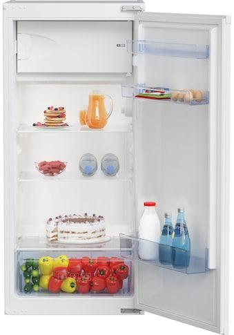 BEKO Einbaukühlschrank »BSSA210K3SN«, BSSA210K3SN, 121,5 cm hoch, 54 cm breit kaufen