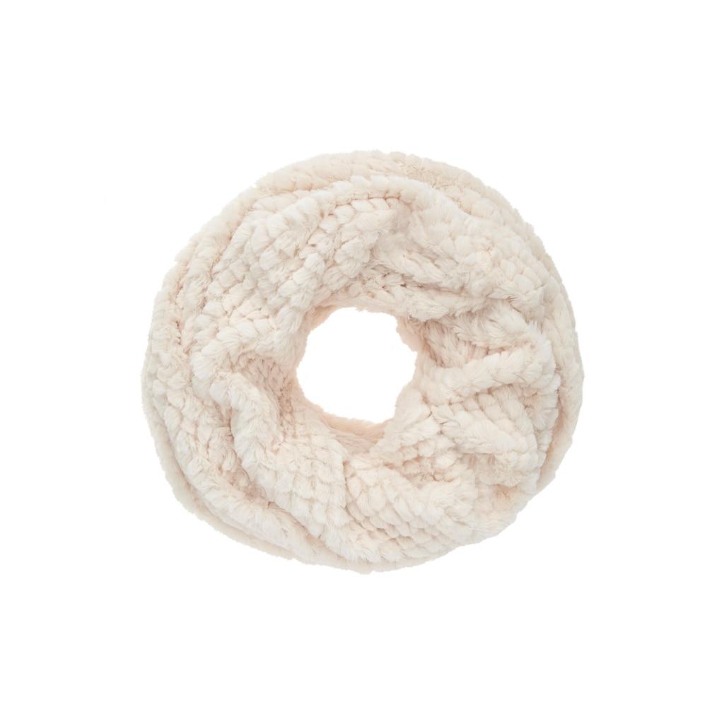 LASCANA Loop, Grobstrick-Schal aus weichem Material mit Kuschelfaktor