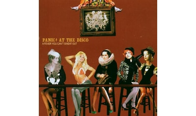 Musik-CD »A Fever You Can't Sweat Out / Panic! At The Disco« kaufen