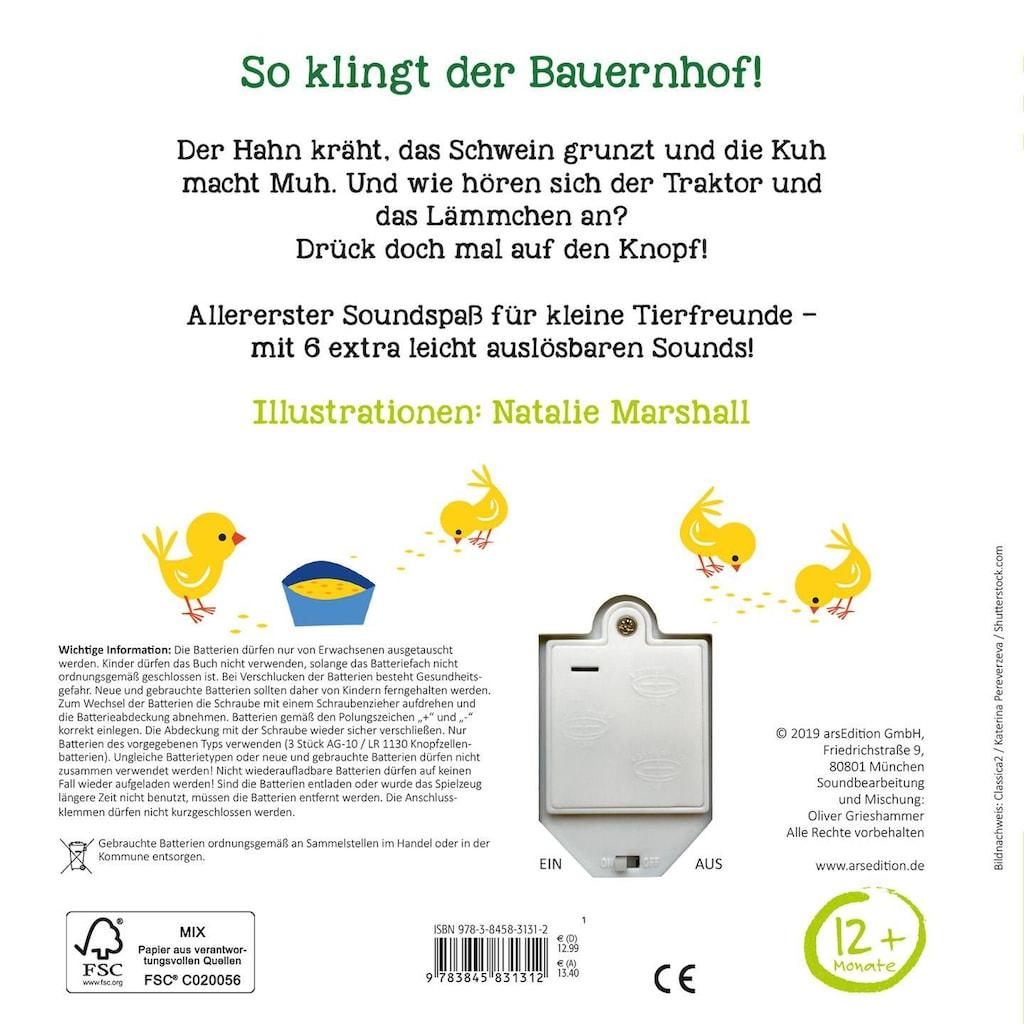 Buch »Soundbuch für Klitzekleine - Bauernhof / Natalie Marshall«