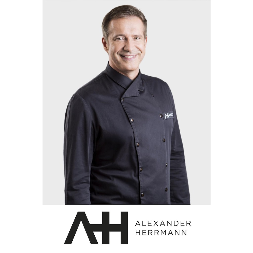 Alexander Herrmann Tafelservice »GOURMET Linie«, (4 tlg.), Made in Germany