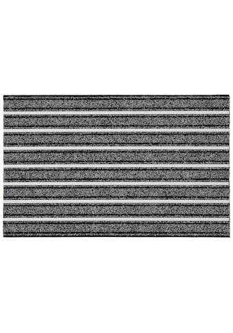 HANSE Home Fußmatte »Alustar«, rechteckig, 13 mm Höhe, Fussabstreifer, Fussabtreter,... kaufen