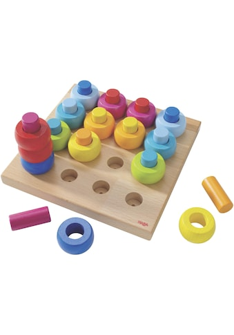 Haba Steckspielzeug »Farbkringel«, Made in Germany kaufen