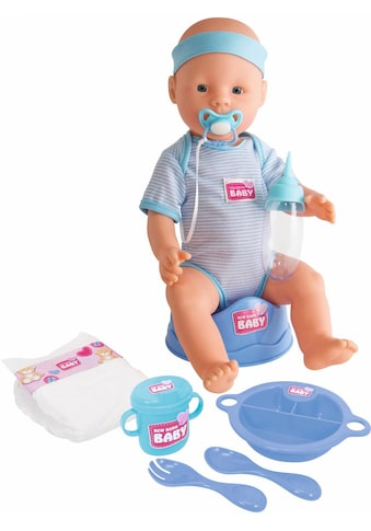 "SIMBA Babypuppe ""New Born Baby"" (9 - tlg.) kaufen"