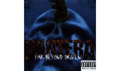 Musik-CD »Far Beyond Driven / Pantera« kaufen