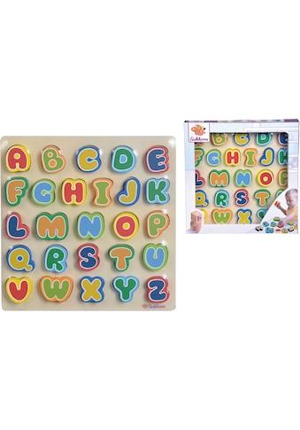 Eichhorn Spielbausteine »Buchstaben«, (26 St.) kaufen