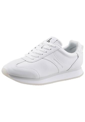 Calvin Klein Sneaker »SHELBY«, mit Calvin Klein Schriftzug kaufen