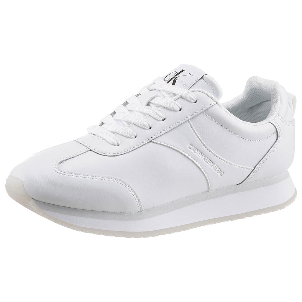 Calvin Klein Sneaker »SHELBY«, mit Calvin Klein Schriftzug