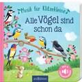 """Buch »Musik für Klitzekleine - Alle Vögel sind schon da / Gerald """"Greulix"""" Schrank, Ag Jatkowska«"""