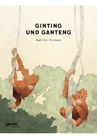Buch »Ginting und Ganteng / Regina Frey, Petra Rappo« kaufen