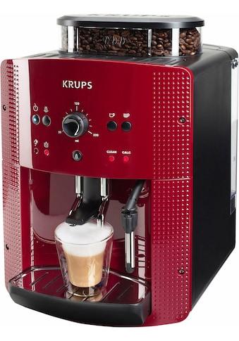 Krups Kaffeevollautomat EA8107, 1,8l Tank, Kegelmahlwerk kaufen