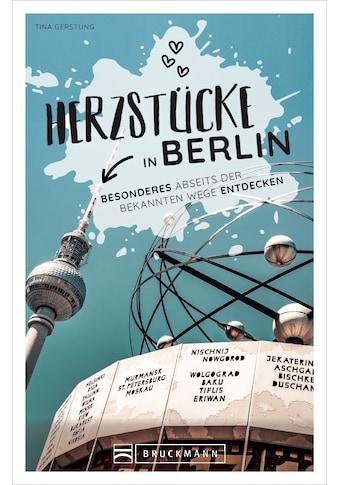 Buch »Herzstücke in Berlin / Tina Gerstung« kaufen